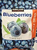 20oz Kirkland Whole Dried Blueberries, Pack 4