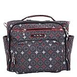 Ju-Ju-Be B.F.F. Convertible Diaper Bag, Magic Merlot