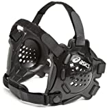 ASICS Conquest Ear Guard, Black/Black, One Size