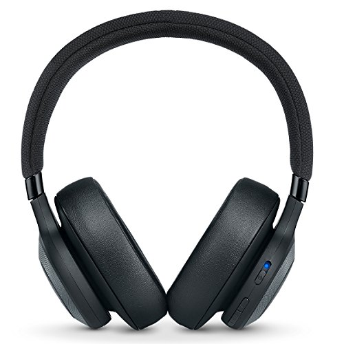 JBL Lifestyle E65BTNC Over-Ear Bluetooth Noise-canceling Headphones - Black by JBL (Image #8)