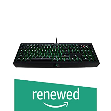 Backlit Mechanical Gaming Keyboard Renewed Razer Blackwidow Ultimate 2016