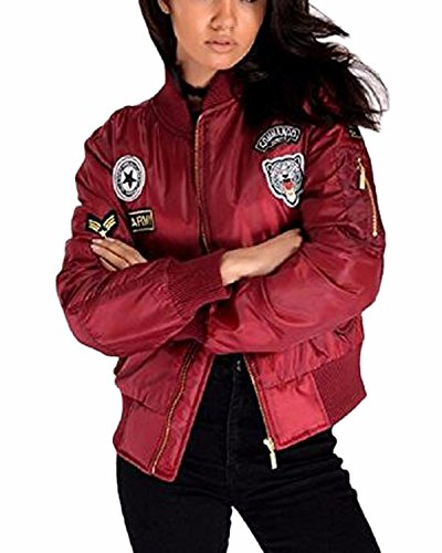 Auxo Bomber Classic Quilted Outwear