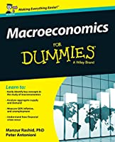 Macroeconomics For Dummies Front Cover