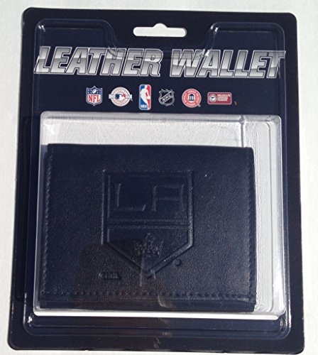 NBA Indiana Pacers Tri-Fold Leather Wallet, (Rico Indiana Pacers Leather)