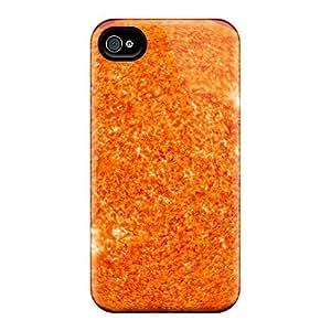 Excellent Design Savage Sun Phone Case For Iphone 4/4s Premium Tpu Case