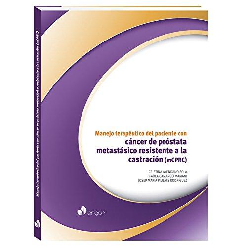 Read Online Manejo terapéutico del paciente con cáncer de próstata metastásico resistente a la castración (mCPRC) pdf epub