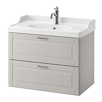 Ikea Bathroom Sink | Amazon Com Ikea Godmorgon Rattviken Sink Cabinet With 2