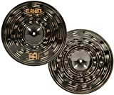 Meinl Cymbals CC14DAH Classics Custom 14-Inch Dark Hi-Hat Cymbal Pair (VIDEO)