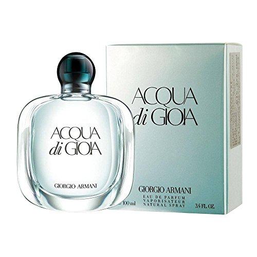 Giorgio Armani Acqua Di Gioia Eau de Parfum Spray, 3.4 Ounce
