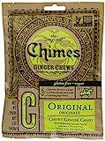 Chimes Original Ginger Chews, 141.80 g