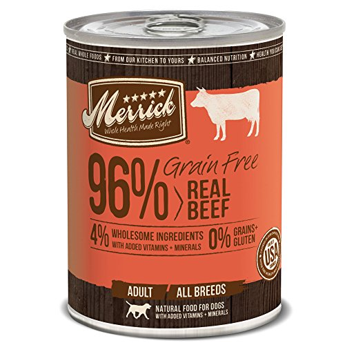 dog food wet merrick - 9