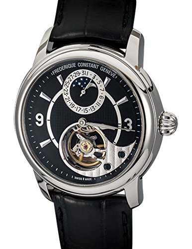 Frederique Constant 950 Platinum HBM Jubilee Edition Gent's Watch. Ltd Ed. 18