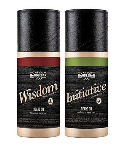 (Wisdom & Initiative 'Pick Two and Save' Beard Oil Set | Woodsy & Citrus Scents)