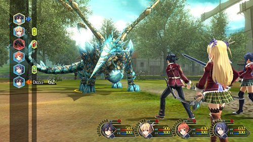 The Legend of Heroes: Trails of Cold Steel - PlayStation Vita by Xseed (Image #1)
