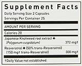 Gaia Herbs Resveratrol 150 Liquid Phyto-Capsules 50 Count Discount
