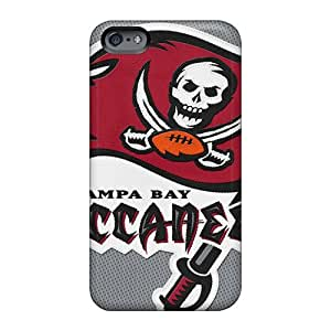 Apple Iphone 6 DyE9152HawU Allow Personal Design Nice Tampa Bay Buccaneers Series Durable Hard Phone Cover -MarcClements
