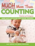 Much More Than Counting, Sally Moomaw and Brenda Hieronymus, 1884834663