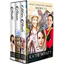 Box Set Sweet Frontier Cowboys Novels 1-3 (Sweet Frontier Cowboys Collection)