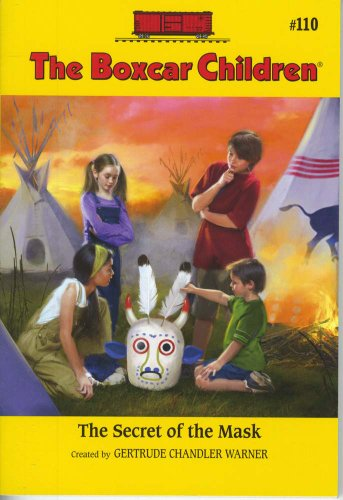 The Secret of the Mask (Boxcar Children Mysteries) - Book #110 of the Boxcar Children