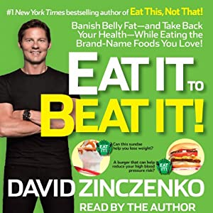 Eat It to Beat It! Audiobook