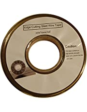 Al's Liner Heavy Duty Edge Cutting Wire Tape - 100 Lineal Feet - Creates Clean Cut Lines Perfect for Truck Bed Liner Installs (TOOWT)