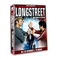 Longstreet The Complete Series All 23 Episodes Plus Movie