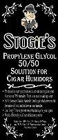 Xikar Large Cigar Humidor Solution Propylene Glycol 16 Ounces