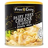 Free & Easy Dairy Free Cheese Sauce Mix Glutenfree Vegan 4.6oz