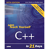 Sams Teach Yourself C++ in 21 Days (English Edition)