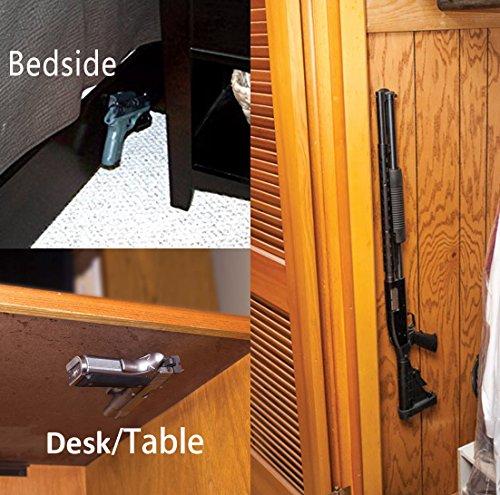 ILC Gun Magnet Magnetic Gun Mount Holster Concealed Holder Import Beauteous Gun Safe Magnetic Magazine Holder