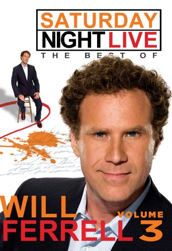 Saturday Night Live: The Best of Will Ferrell, Vol. 3 (The Best Of Cheri Oteri)