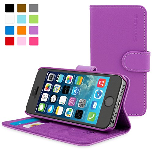 iPhone 5s Case Snugg Leather