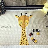 IHEARTYOU Baby Crawling Mat Cute Giraffe Play