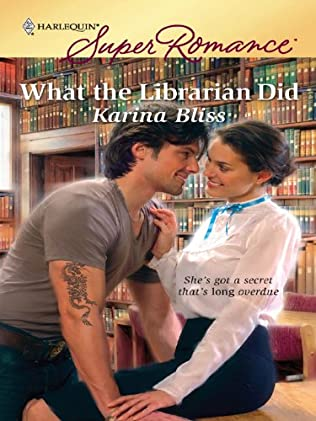book cover of What the Librarian Did