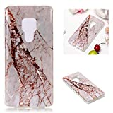 for Huawei Mate 20 Marble Case with Screen