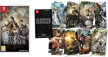 Octopath Traveler - Edición estándar + Cartas coleccionables