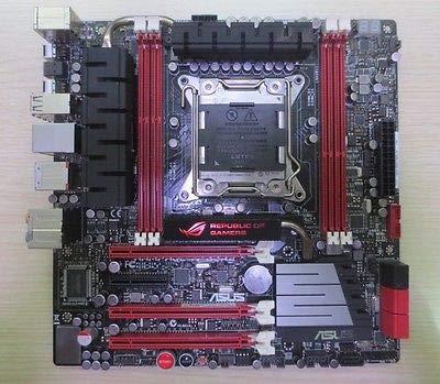 ASUS rampage iv gene LGA2011 Motherboard Intel X79