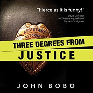 Three Degrees from Justice Audiobook