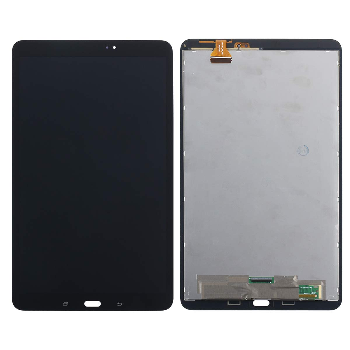 Black A Set of Tools YHX-US Assembly for Samsung Galaxy TAB A 2016 SM-T580 T585 10.1 LCD Display Touch Screen Digitizer Glass Replacement