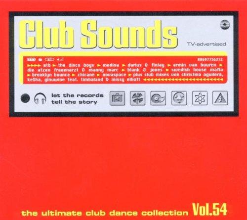 Various Artists - Club Sounds Vol. 54
