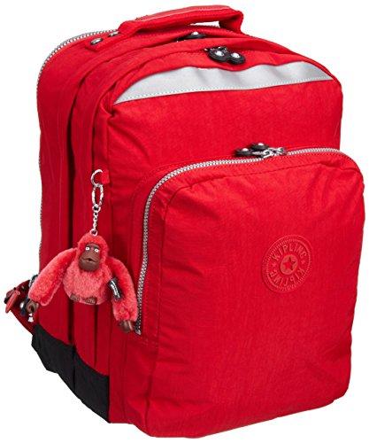 Kipling Grand sac à dos College Rouge DnWE34