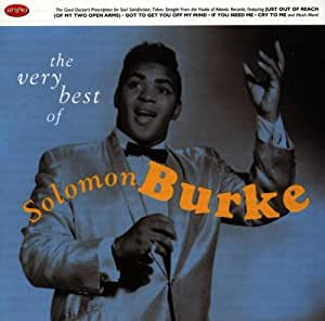 Solomon Burke Very Best Of Solomon Burke Amazon Com Music