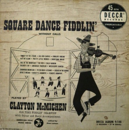 (Square Dance Fiddlin' Without Calls Box Set (1950))