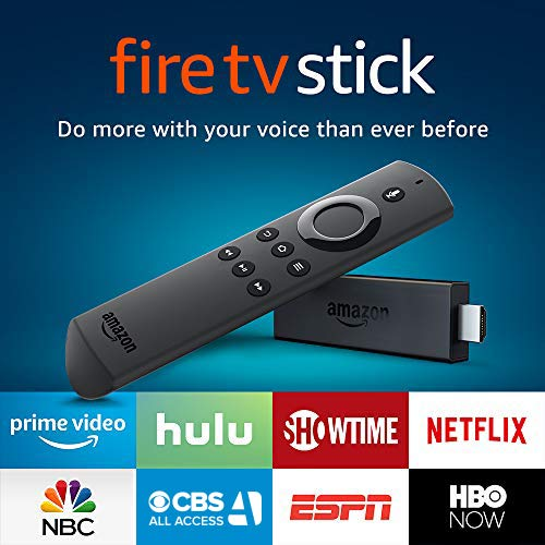 Fire TV Stick with Alexa Voice...
