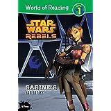 Star Wars Rebels: Sabine's Art Attack (World of Reading: Level 1) by Jennifer Heddle (2015-09-06)