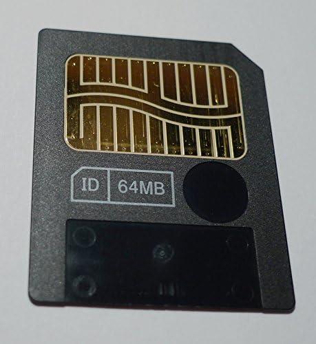 64mb Smartmedia Speicherkarte 64 Mb Smart Media Digital Computer Zubehör