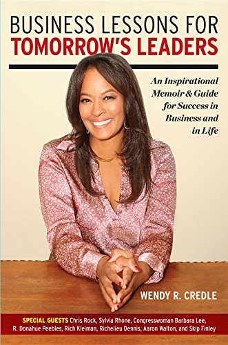 Download PDF Business Lessons for Tomorrow's Leaders - An Inspirational Memoir and Guide for Success in Business and in LIfe