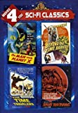 Movies 4 You - Sci Fi Classics (The Man from Planet X / Beyond the Time Barrier / The Time Travelers / The Angry Red…