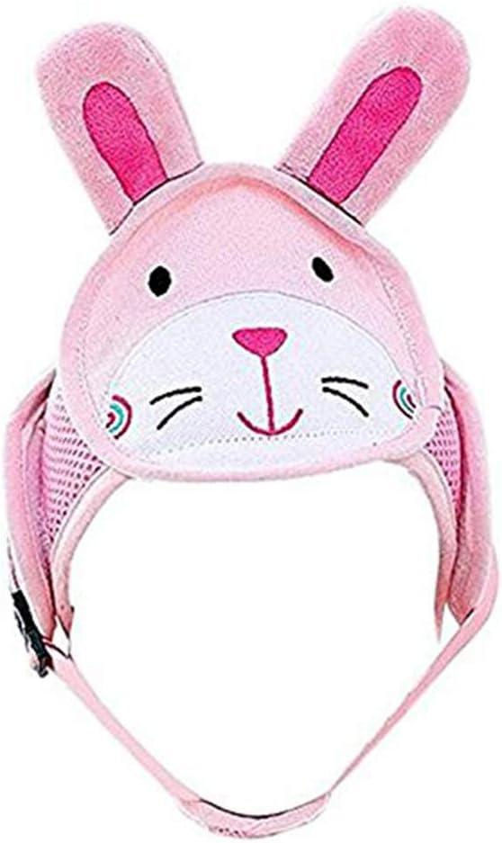 XLKJ Kinder Baby Kopfschutz Kleiner Schutzhelm f/ür Zuhause Verstellbare Kopfschutzm/ütze Baby Helm