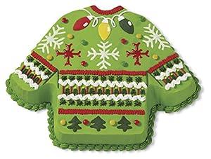 Amazon Com Wilton 2105 0062 Christmas Ugly Sweater Non